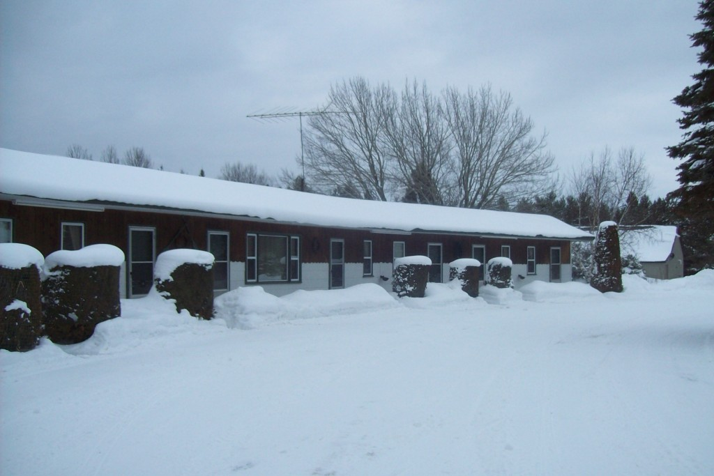 Clarke Motel in Strongs, call for your next ride in the u.p.