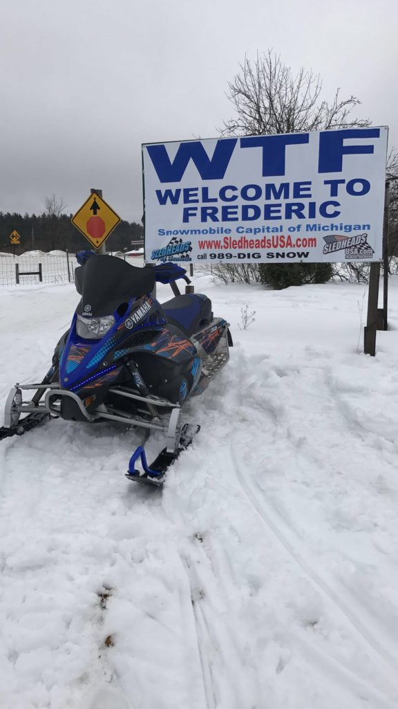 Welcome To Frederic