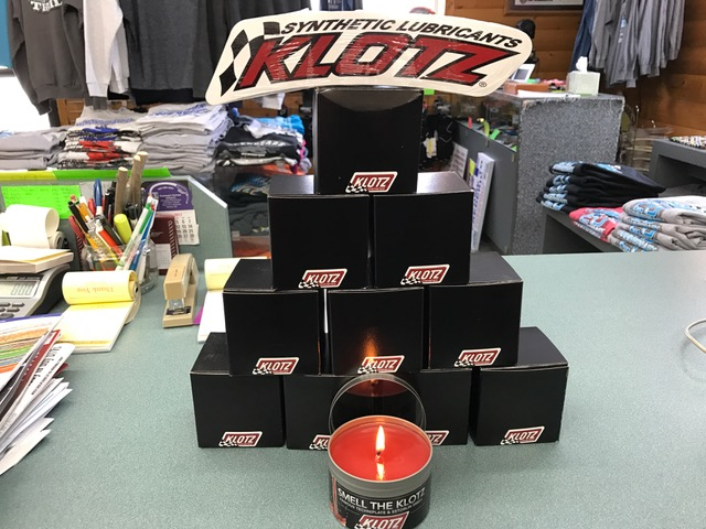Klotz Candles, Smell the Klotz
