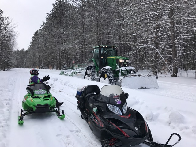 Gaylord groomer out on Friday march 3